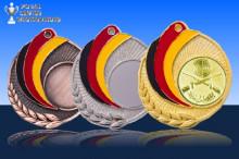 Medaillen Schützen ''Germany'' ST9218-61057