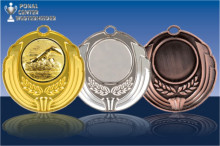 Schwimm Medaillen ''Grande'' ST9185-B47