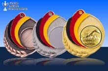 Medaillen Schwimmen ''Germany'' ST9218-B47