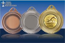 Schwimm Medaillen ''Sportivo'' ST9287-B47