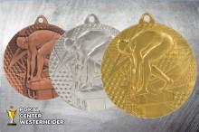 Medaillen Schwimmen ''Schwimmfest'' TMMC7450