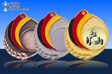 Medaillen Seifenkistenrennen ''Germany'' ST9218-0087