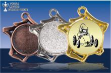 Seifenkistenrennen Medaillen ''Tricoli'' ST9221-09768