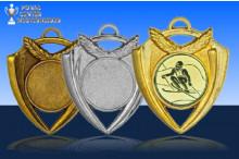 Medaillen Ski ''Magic'' ST9166-61135