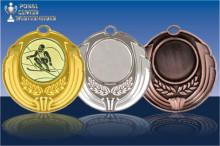 Ski Medaillen ''Grande'' ST9185-61135