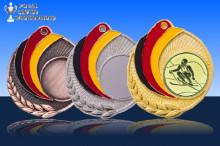 Medaillen Ski ''Germany'' ST9218-61135