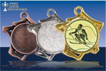 Ski Medaillen ''Tricoli'' ST9221-61135