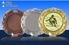 Medaillen Ski ''Hero'' ST9265-61135