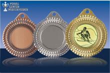 Ski Medaillen ''Sportivo'' ST9287-61135