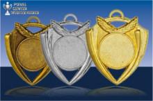 Medaillen Magic ST9166 gold-silber-bronze