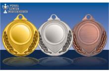 Medaillen ''For Winner'' ST9180 gold-silber-bronze