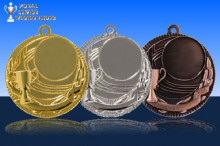 Medaillen ''Champion-Cup'' ST9217 gold-silber-bronze