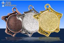 Medaillen ''Tricoli'' ST9221 gold-silber-bronze
