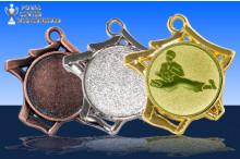 Taekwondo Medaillen ''Tricoli'' ST9221-61195
