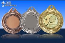 Tennis Medaillen ''Sportivo'' ST9287-61267