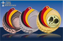 Medaillen Tischtennis ''Germany'' ST9218-61279