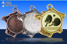 Tischtennis Medaillen ''Tricoli'' ST9221-61279