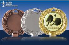 Tischtennis Medaillen ''Hero'' ST9265-61279