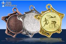 Triathlon Medaillen ''Tricoli'' ST9221-61297