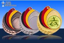 Medaillen Turnen ''Germany'' ST9218-61321