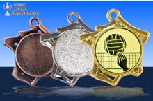 Volleyball Medaillen ''Tricoli'' ST9221-61387