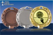 Volleyball Medaillen ''Hero'' ST9265-61387