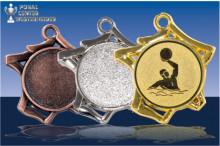 Wasserball Medaillen ''Tricoli'' ST9221-B16
