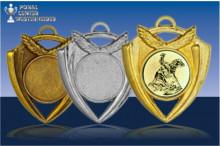 Medaillen Westernreiten ''Magic'' ST9166-64143