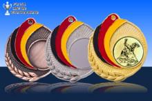 Medaillen Westernreiten ''Germany'' ST9218-64143