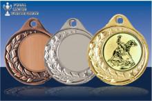Medaillen Westernreiten Halbranke ST9283-64143