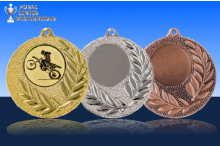 Motocross Medaillen ''Viktory'' ST9184-60709