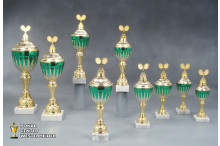 Badminton Pokale 'Sirius' 7023-34046