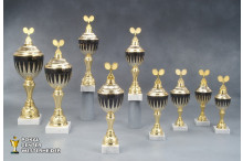 Badminton Pokale 'Colombo' 7024-34046