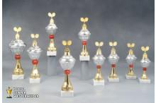 Badminton Pokale 'Houston' 7039-34046