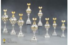 Badminton Pokale 'Atlanta' 7051-34046