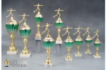 Eiskunstlaufen Pokale 'Sirius' 7023-34131-27 cm