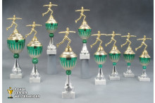 Eiskunstlaufen Pokale 'Phoenix' 7041-34131-26 cm