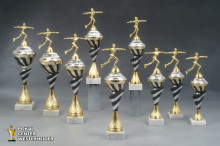 Eiskunstlaufen Pokale 'Silly' 7044-34131-30 cm