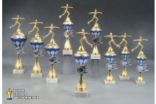 Eiskunstlaufen Pokale 'Mölly' 7045-34131-27 cm