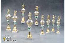 Fussball Pokale 'Turin' 7017-34166
