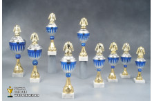 Judo Pokale 'Chicago' 7037-BP009