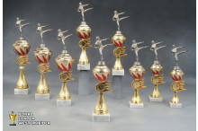 Karate Pokale 'Monaco' 7049-34280