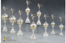 Karate Pokale 'Atlanta' 7051-34280