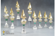 Segel Pokale 'San-Diego' 7038-34500