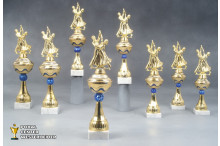 Tanzsport Pokale 'Modena' 7020-34554