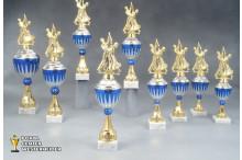 Tanzsport Pokale 'Chicago' 7037-34554