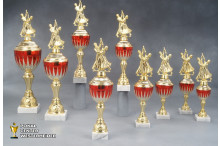 Tanzsport Pokale 'Mira' 7025-34554
