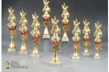 Tanzsport Pokale 'Monaco' 7049-34554