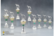 Windhundrennen Pokale 'San-Diego' 7038-34422