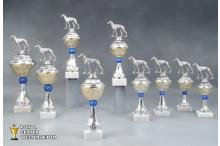 Windhundrennen Pokale 'Boston' 7040-34422